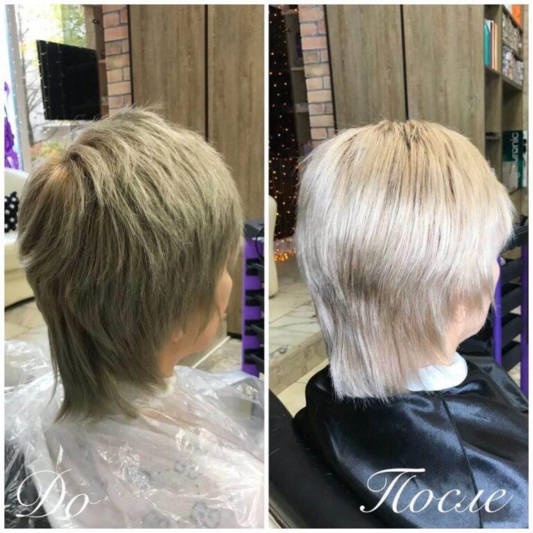 Осветление волос Зеленоград