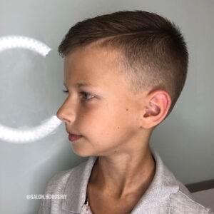 детская стрижка мальчика
